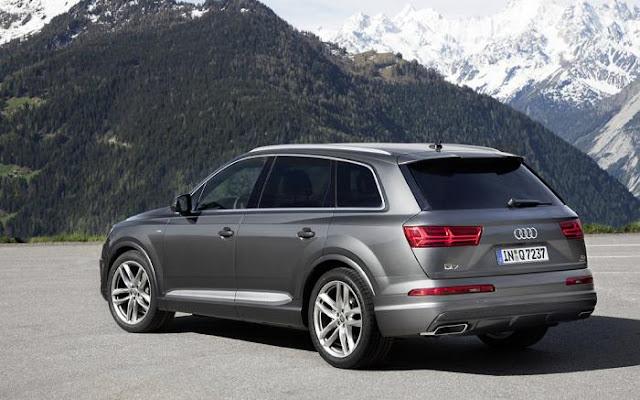 El nuevo Audi Q7