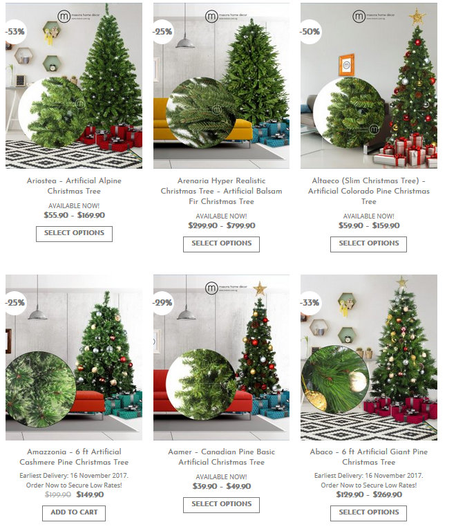 Mason Home Decor How To Choose Your Christmas Tree Giveaway