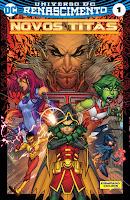 DC Renascimento: Novos Titãs #1