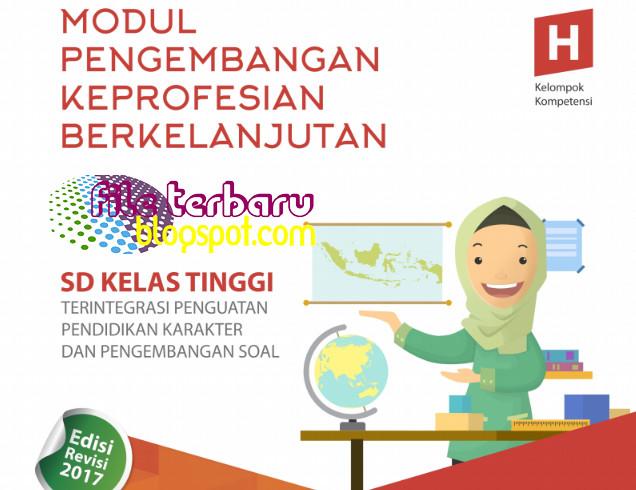 Modul SIM PKB SD Kelas Atas Semua Kompetensi