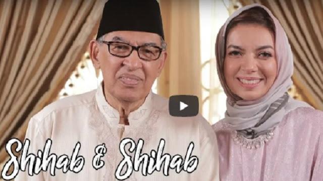 Momen Quraish Shihab Enggan Tanggapi Najwa Shihab hingga Pancing Tepuk Tangan dan Tertawaan Majelis