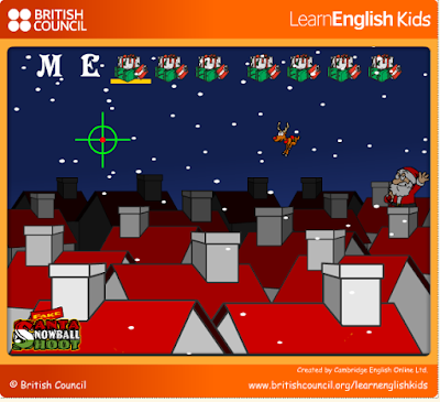 https://learnenglishkids.britishcouncil.org/es/games/santa-snowball-shoot
