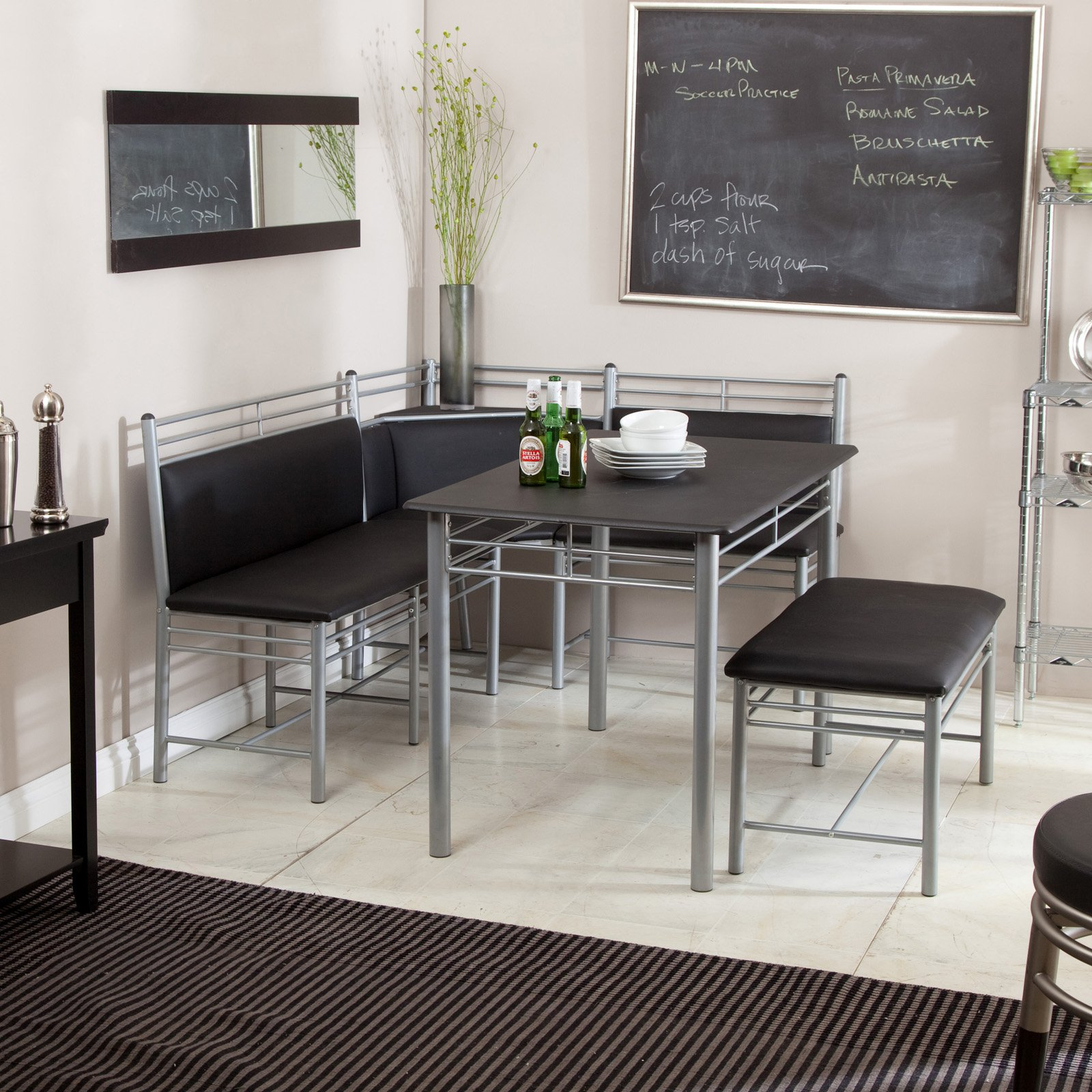 more than 50 unique dining table area design for small spaces
