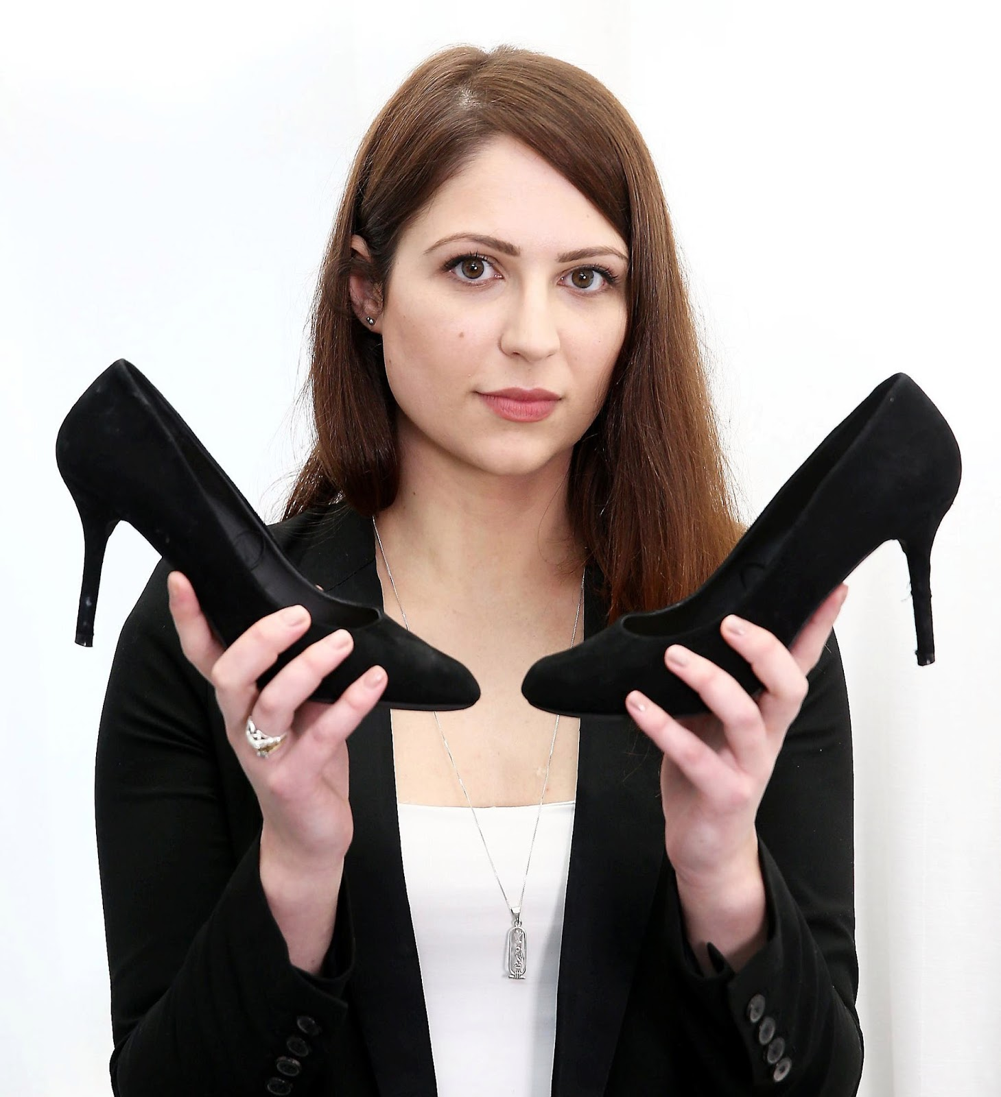 Nicola Thorp was sent home from City firm PricewaterhouseCoopers (PwC) in 2015 for not wearing high heels [4]