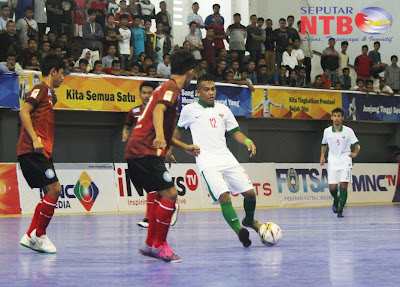 Timans VS Mataram FC