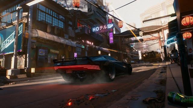 أستوديو CD Projekt يدافع عن منظور الشخص الأول في لعبة Cyberpunk 2077 و يكشف سبب الإختيار …