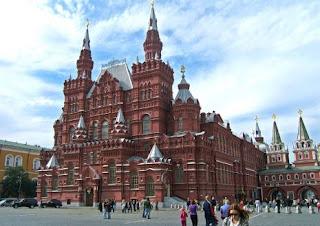 Gambar Istana Kremlin, Moskow, Rusia