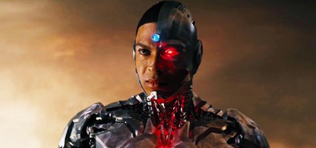 Zack Snyder divulga imagem inédita de Cyborg em Liga da Justiça