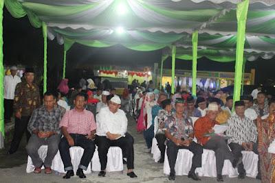 Kemenag Tanjungbalai Hadiri Pembukaan Festival Seni Nasyid Kota Tanjungbalai
