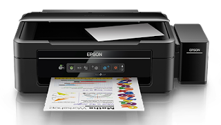 Epson L385 Wi-Fi All-in-One Ink Tank Driver Download