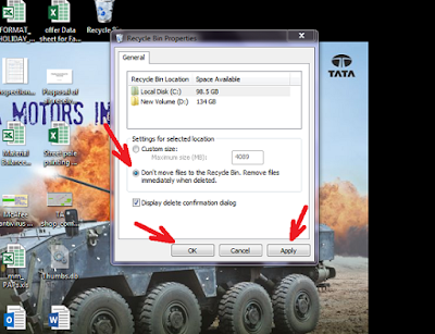 Easy way to delete files permanently