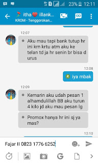 Testimoni Green Coffee