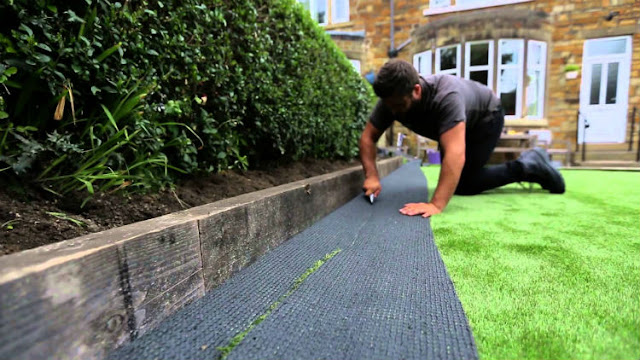 In-depth about Artificial Grass Installation Before You Decide For Your Lawn
