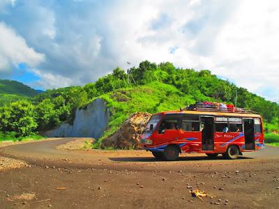 Bus Lembata, Lewoleba - Kedang