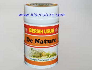 Obat Pembersih Usus Kotor Herbal de Nature