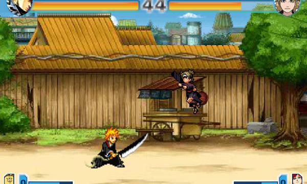 Bleach Vs Naruto 2.4 - Chơi game Naruto 2.4 4399 trên Cốc Cốc f