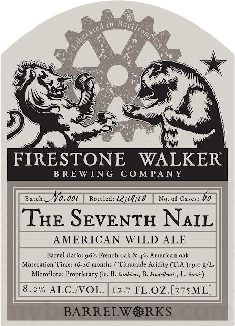 Firestone Walker Barrelworks Working On The Seventh Nail