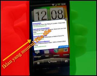 menghilangkan iklan di hp android tanpa aplikasi tambahan