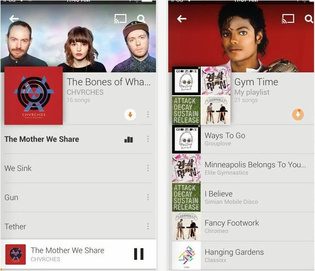 Google Play Music 5 4 APK Download - Download Free Android and PC