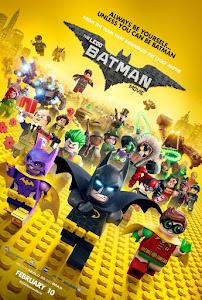 The LEGO Batman Movie Poster