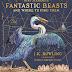Itt vannak az illusztrált Legendás állatok és megfigyelésük könyv borítói és néhány ízelítő!