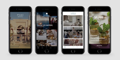 Source: Emaar. Emaar introduces tailored apps integrated with the back end to enhance customer experience.