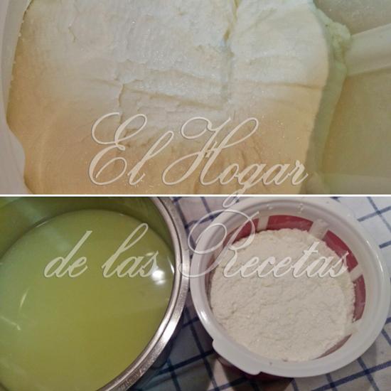 Separación del cuajo y el suero de la leche al formar el queso