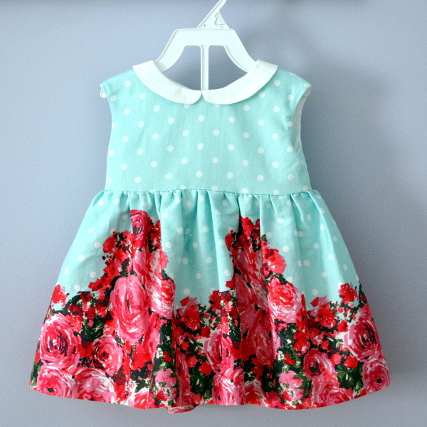 cozy birdhouse | caroline party dress, mae's easter dress