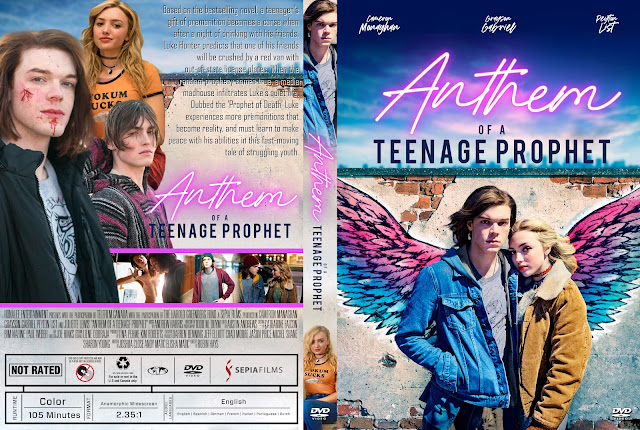 Anthem of a Teenage Prophet DVD Cover