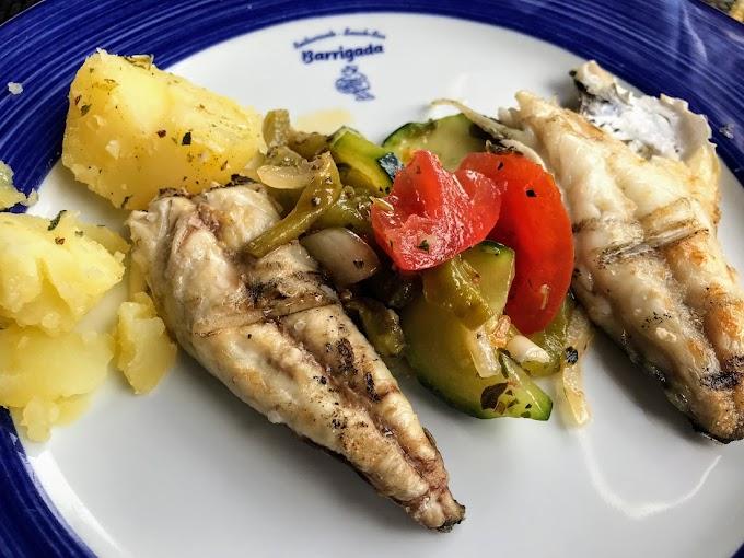 A Barrigada, el mejor pescado de Lagos