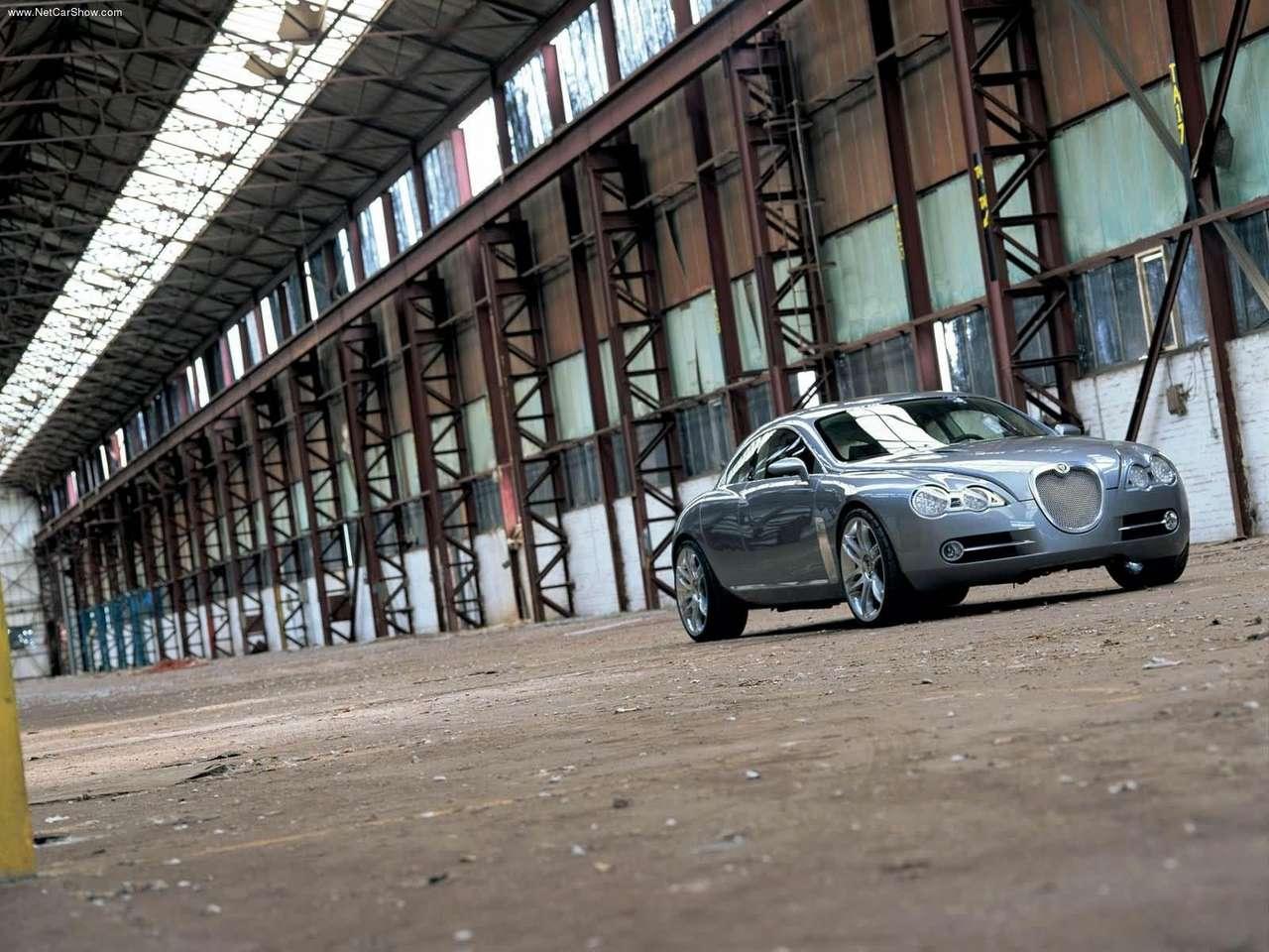 Jaguar RD6 Concept (2003)