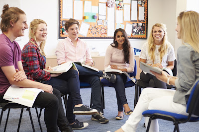 Build student confidence with mini-Socratic seminars
