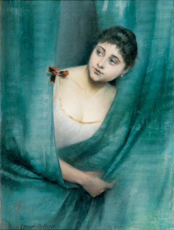 Pierre Carrier-Belleuse (1851-1932) Part - 2