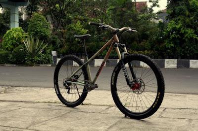 jenis sepeda mtb gunung