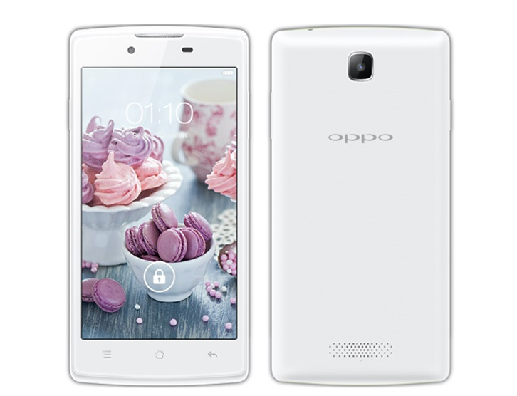 Cara Flashing Oppo Neo R831K 100% Sukses Mati total / Bootloop