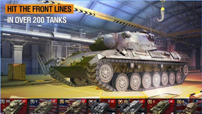 World of Tanks Blitz Apk Mod