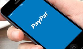 PayPal fizetési rendszer okostelefonra