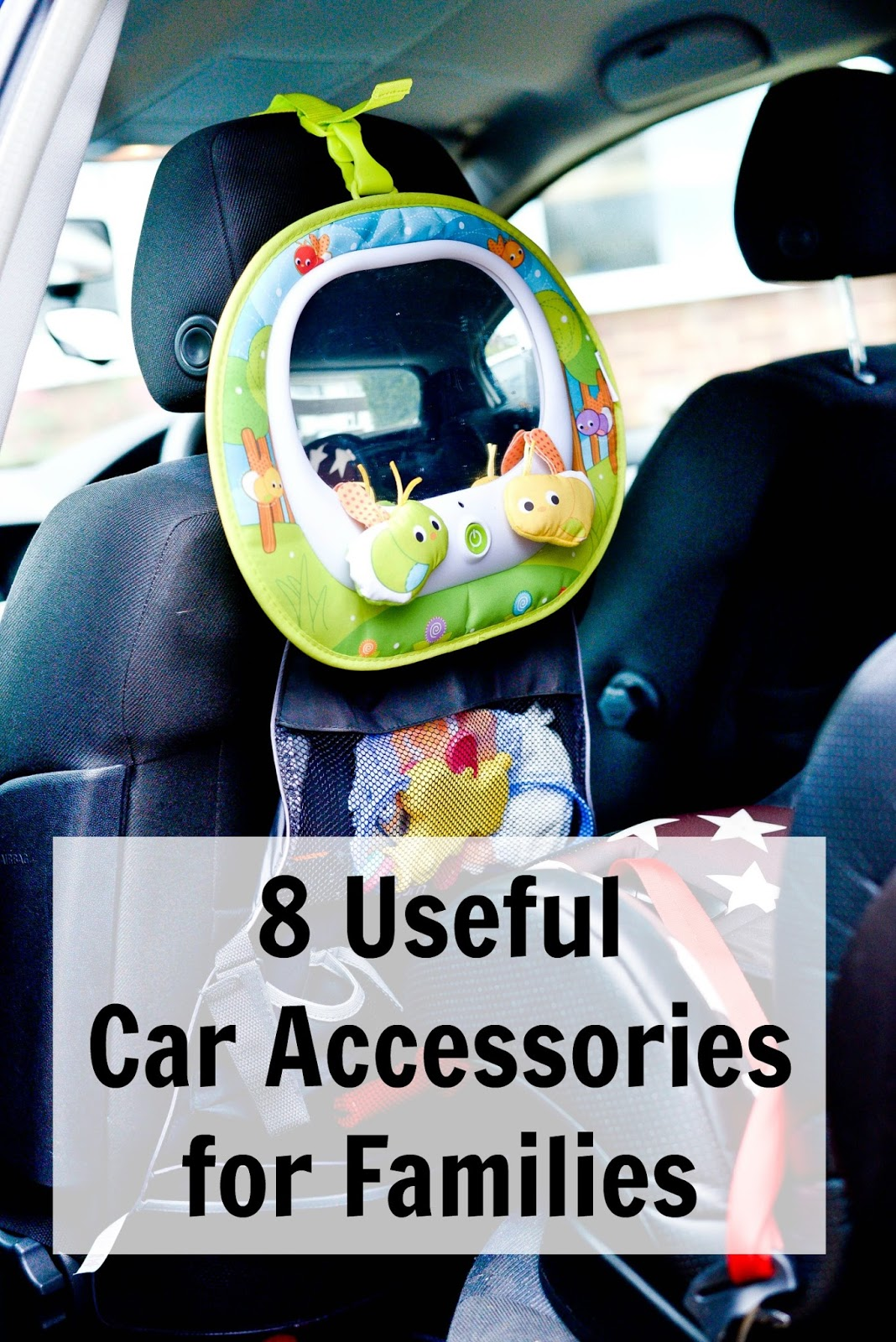 8 Useful Car Accessories for Families - UK Family, Travel ...