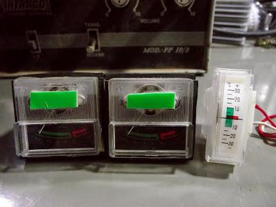 Medidores galvanômetros analógicos