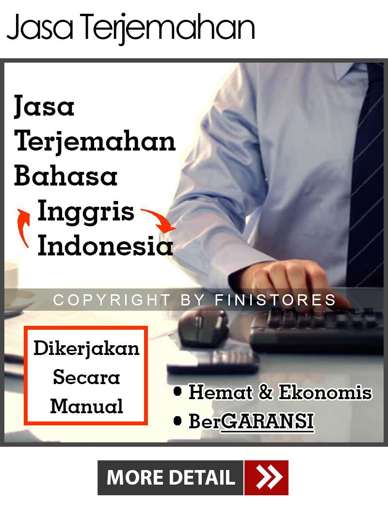 Jual Jasa Terjemahan