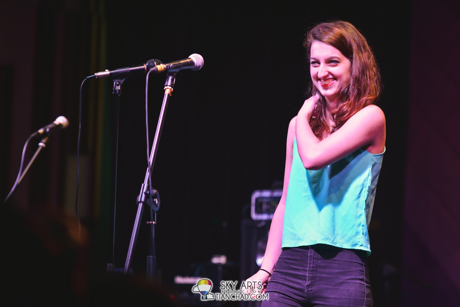 LIZZIEPMUSIC @ Alex Goot & Against The Current Live In Malaysia