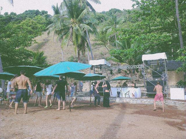 Wild Wild Beach - Koh Phangan Underground Partyac