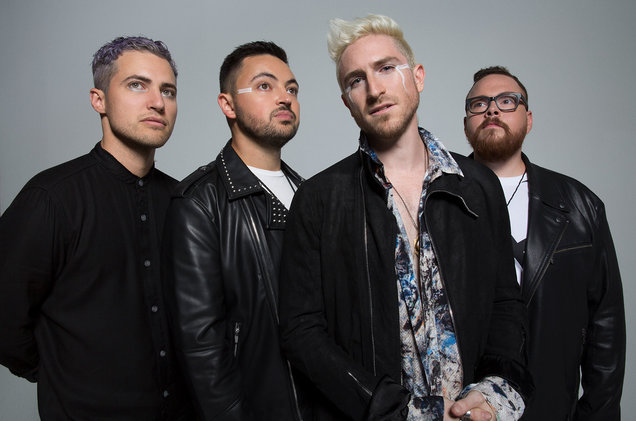 Video: WALK THE MOON - Tiger Teeth