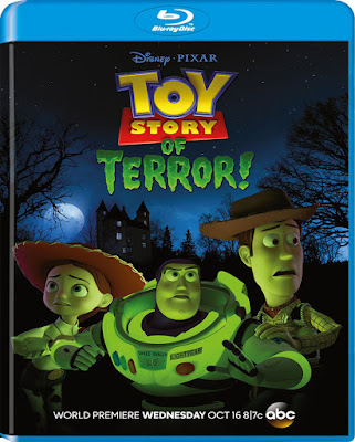 Toy Story Of TERROR! [Latino]