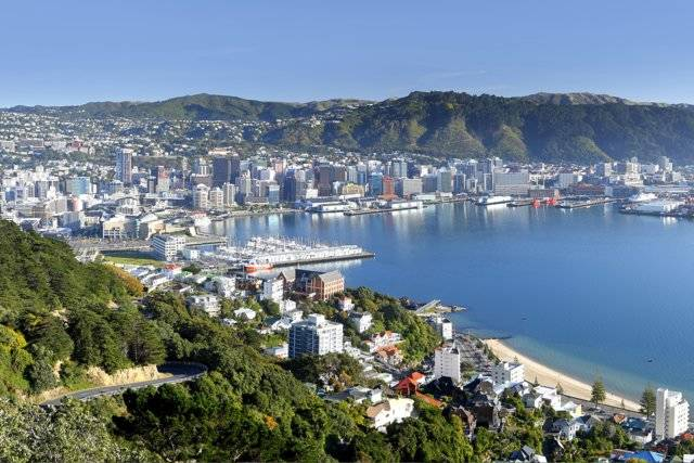 New Zealand Cities