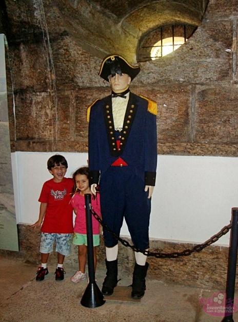 Museus do Rio com crianças