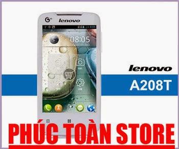 Rom gốc Lenovo A208t tiếng Việt alt
