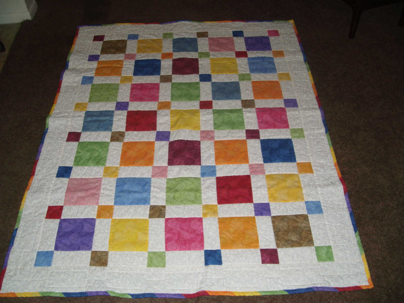 Judysquiltsandthings A Baby Quilt