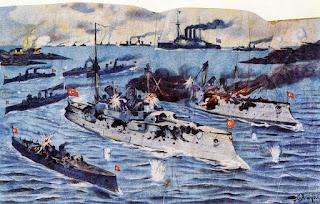 Ναυμαχία Έλλης: Οι Τούρκοι είχαν γράψει τις διαθήκες τους πριν τη ναυμαχία!