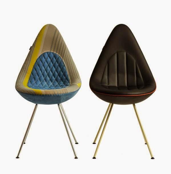 MINI και Republic of Fritz Hansen παρουσιάζουν μία νέα εκδοχή της θρυλικής Drop Chair